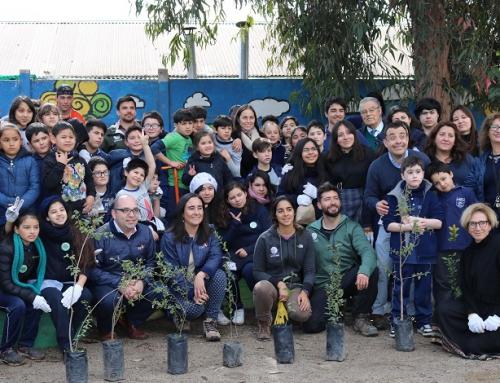 Fundación Reforestemos y CGE realizan ciclo de Jornadas de Educación Ambiental