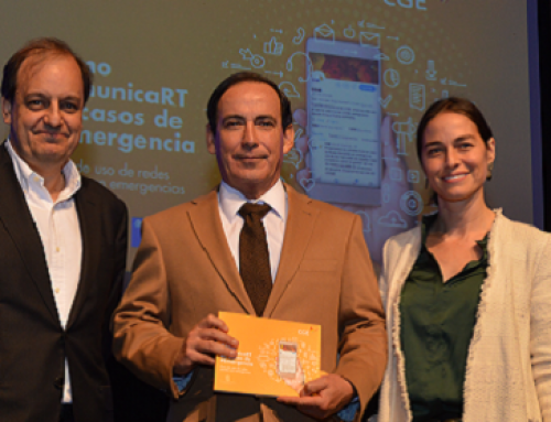 """Descarga la primera Guía de Uso de Redes Sociales: """"Cómo ComunicaRT en casos de #Emergencias""""."""