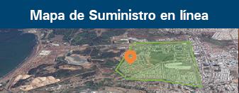 Mapa de suministro en línea