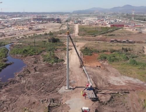 CGE finaliza obras eléctricas para permitir avance de principal proyecto de inversión en Región del Biobío